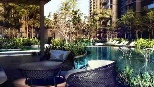 parc esta pool view